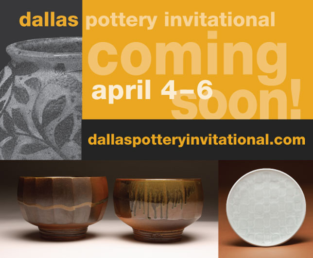 Dallas Pottery Invitational 2012
